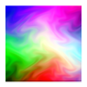 Color Smoke Live Wallpaper