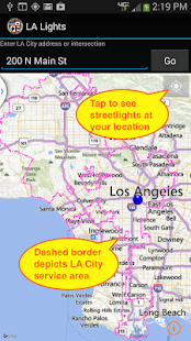 LA Lights- screenshot thumbnail
