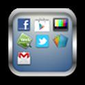 Metal Style Folder icon