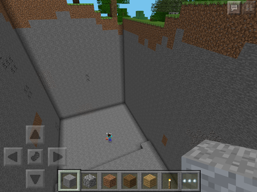Minebot for Minecraft PE screenshot