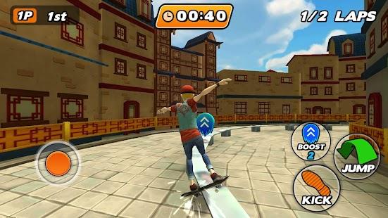 Urban Skater: Speed Rush 體育競技 App-癮科技App