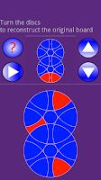 Screenshot of Circle Puzzle