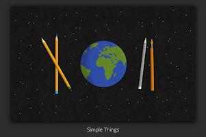 Screenshot of Numix Wallpapers