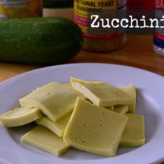Zucchini Cheese (Dairy Free, Nut Free)