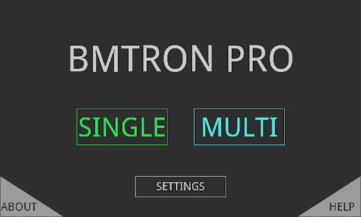 BMTron Pro- screenshot thumbnail