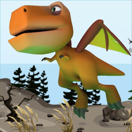 冒险のFlying Dragon LOGO-記事Game