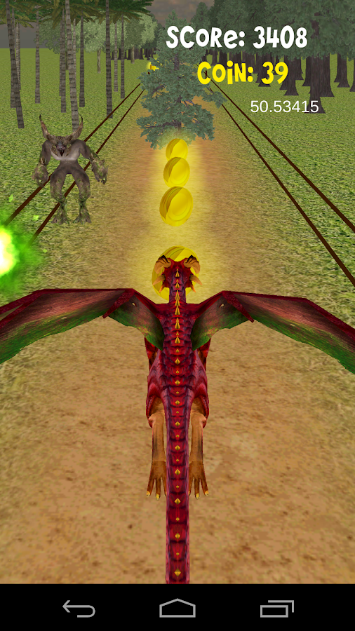 Dragon Run- screenshot