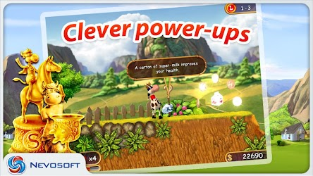 Supercow v1.0 Apk + OBB Data 2