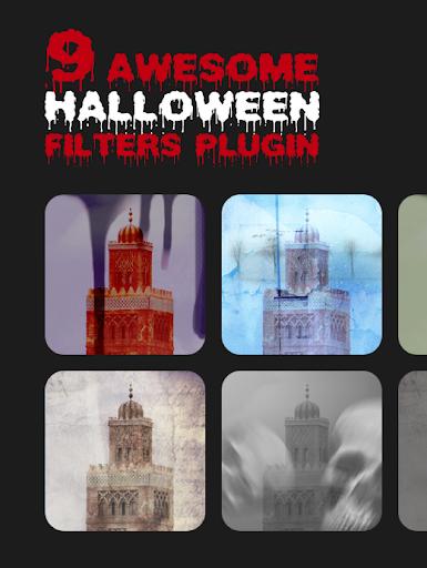 HalloweenFilter - PhotoGrid