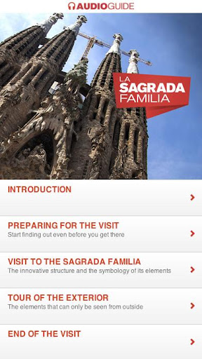 Sagrada Familia: Audioguide