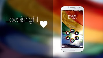 Screenshot of SL Theme Loveisright
