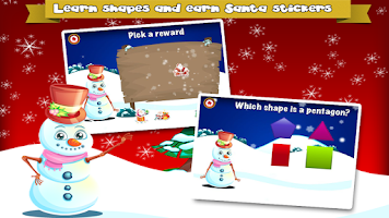 Screenshot of Frosty's Playtime Kids Games