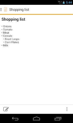【免費生產應用App】Capsa Notes (beta)-APP點子