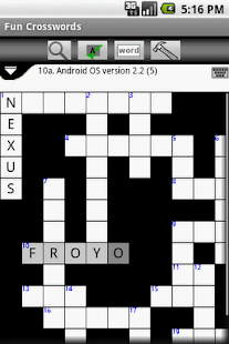 Fun Crosswords 解謎 App-癮科技App