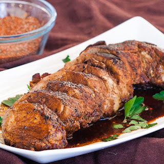 Cajun Honey Pork Tenderloin Recipe
