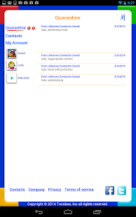 Tocomail - Email for Kids Screenshot 25