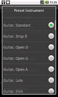PitchLab Guitar Tuner (FREE) - screenshot thumbnail