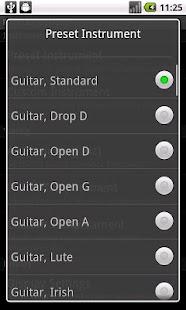 App PitchLab Guitar Tuner (LITE) APK for Windows Phone