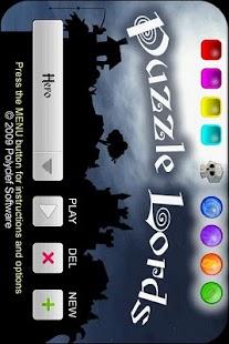 Puzzle Lords- screenshot thumbnail