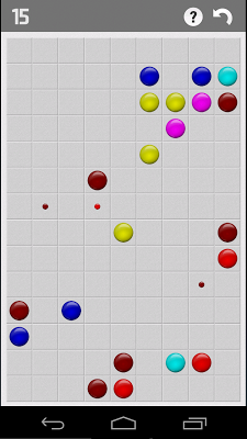 Color Lines - screenshot