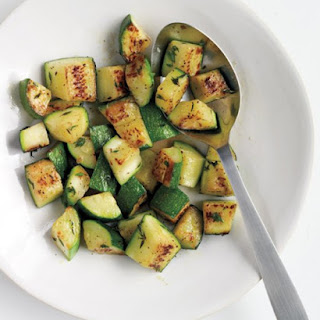 Zucchini with Lemon and Thyme.