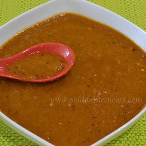 Tomato and Chile de Arbol Sauce