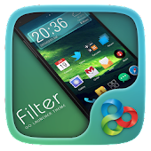 Filter GO Launcher Theme
