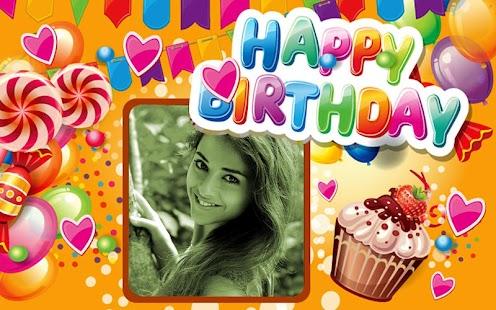 happy birthday frames screenshot thumbnail