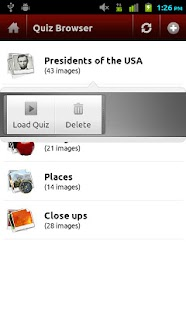 ImageQuiz - screenshot thumbnail