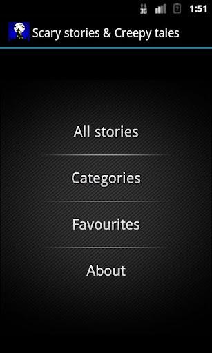 玩免費書籍APP|下載Creepypasta & Scary stories app不用錢|硬是要APP