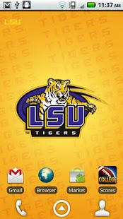 LSU Revolving Wallpaper- screenshot thumbnail