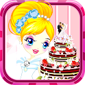 Wedding cake contest icon