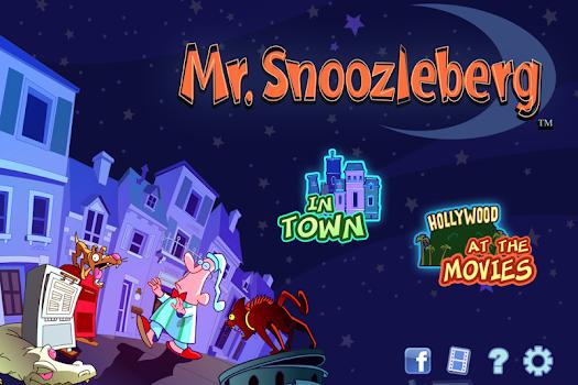 Mr Snoozleberg