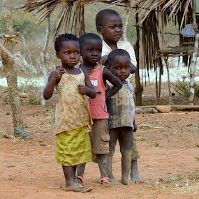 Children of Kenya by Pier Riccardo Vanni - Babies & Children Children Candids