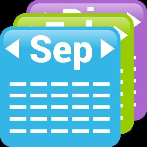 My Month Calendar Widget 個人化 LOGO-玩APPs