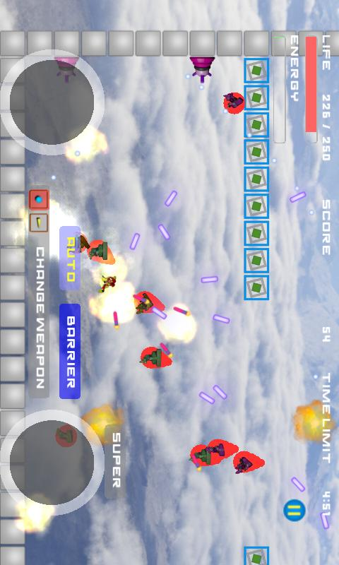 Galactic Iron Wars - screenshot