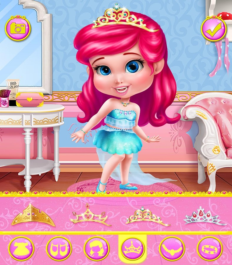 Girls Games For Android: Princess Makeover: Girls Games