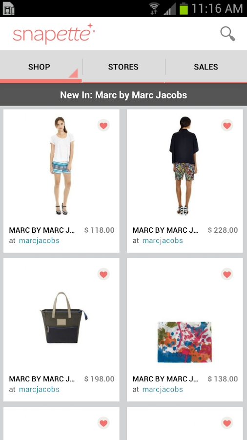 Snapette - Shopping & Fashion - screenshot
