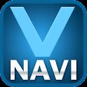 V-Navi logo