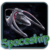 Spaceship. Hidden objects