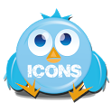 Twitter Icons and Symbols icon