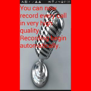 Automatically Call Recorder Gratis
