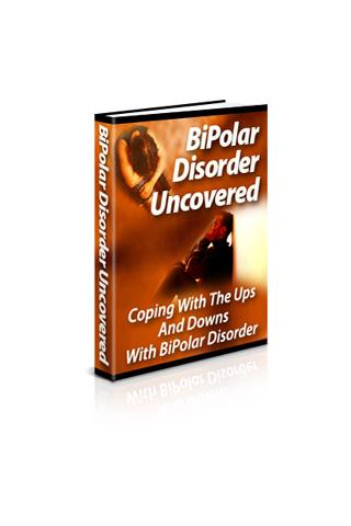 Bipolar Disorder Uncovered - screenshot