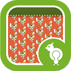 Go Locker Autumn Rooster Theme icon