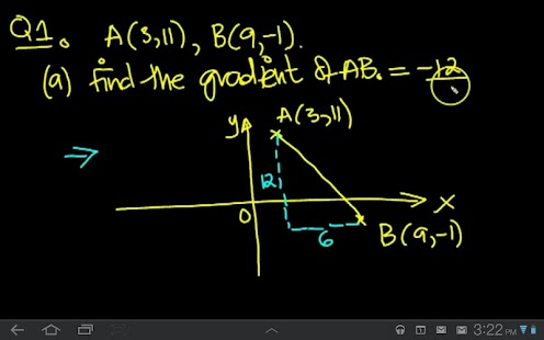C1 Maths WJEC 2011PP Revision - screenshot thumbnail