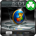 Windows 7 GO Locker Iphone icon