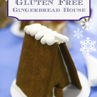 Gluten Free Gingerbread House