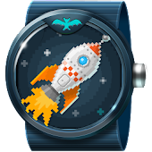Flippy Rocket - Android Wear