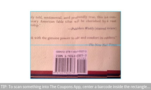 The Coupons App - screenshot thumbnail