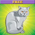 Coloring Book: Cats ! FREE icon